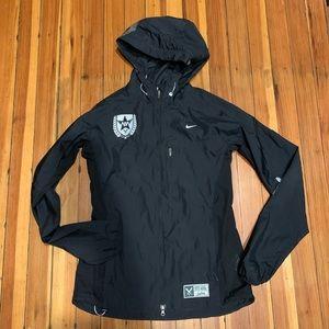 Nike running jacket size small